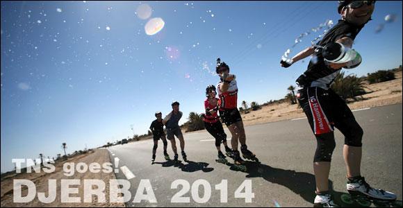 TNS goes! Djerba März 2014