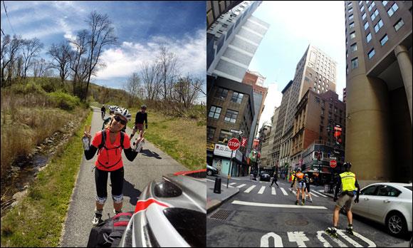 TNS goes! Boston - New York 2014