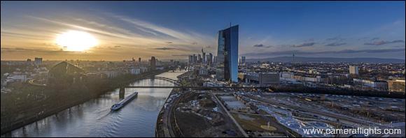 cameraflights.com | Luftaufnahmen aus Frankfurt