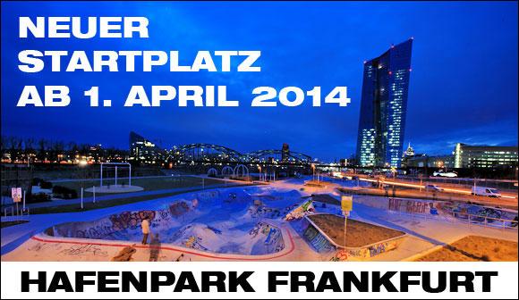 Neuer Startplatz ab Saison 2014