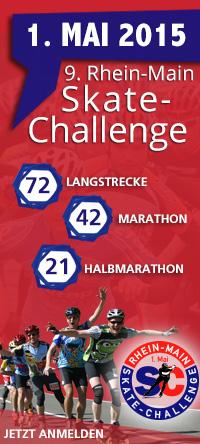 Rhein-Main Skate-Challenge